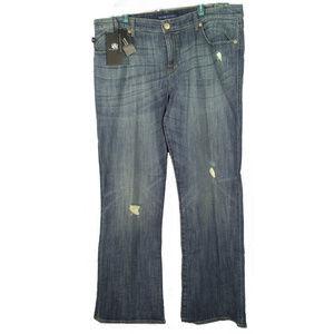 "Rock and Republic Kasandra Jeans 20W (44X30"") NWT"